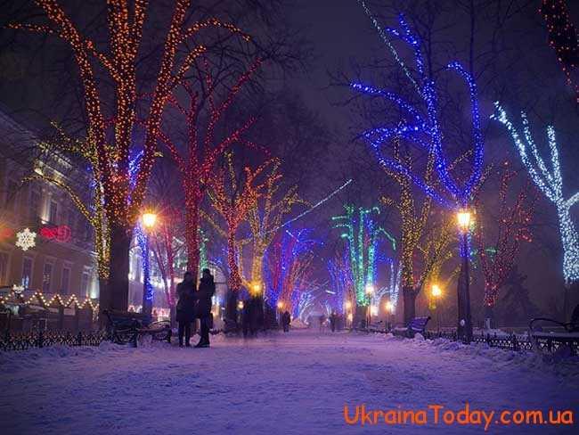 Погода на січень 2019 в Одесі