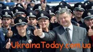 про підвищення зарплати працівників поліції в Україні
