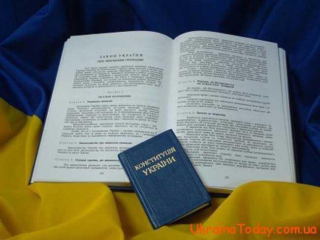 Чинним законодавством України