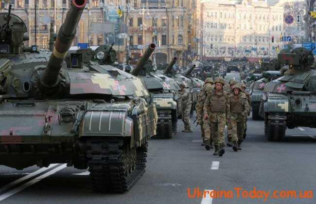 Державна влада продовжує працювати над реформою військової галузі