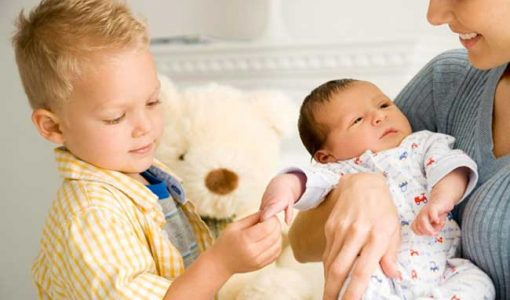 Система допомоги при народженні малка