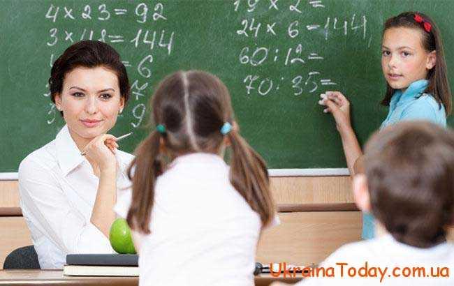 Цікаві факти про професію вчителя