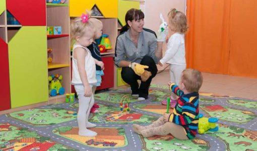 Зарплата вихователя дитячого садка