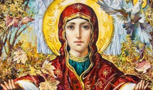 свято Покрови Пресвятої Богородиці