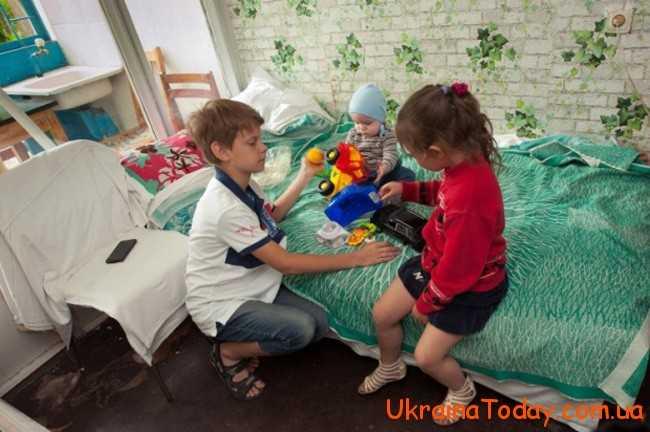 Діти які знаходяться під опікою або піклуванням
