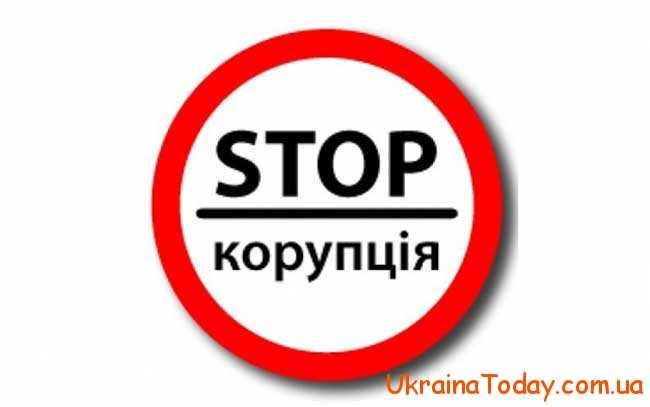 Антикорупційна програма національної поліції України