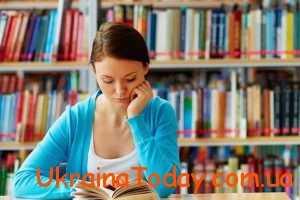 Реклама бібліотеки та читання