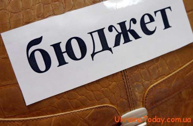 Закон України про державний бюджет