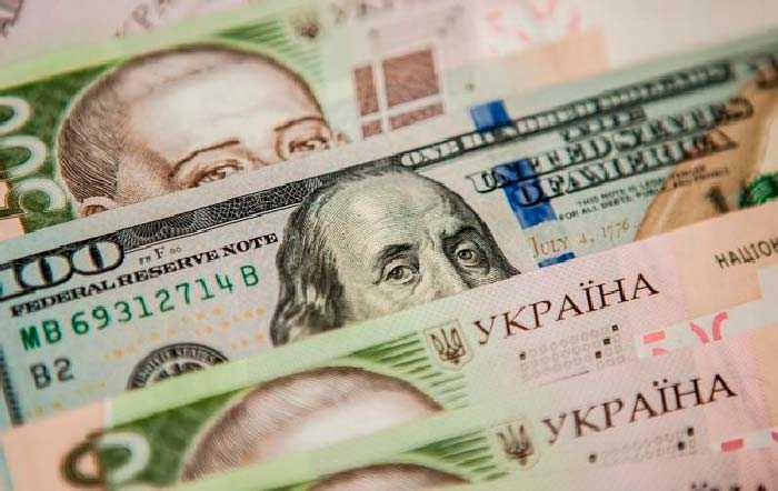 курс гривны к доллару